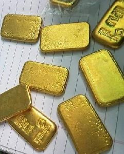 24 Carat Gold Bar