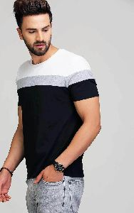 Mens Half Sleeve T Shirts
