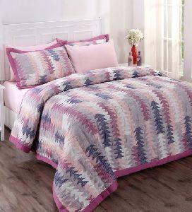 Cotton Double Bed Quilt