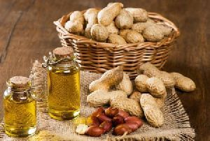 Filtered Groundnut Oil