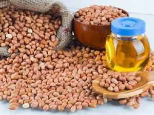 Pure Groundnut Oil