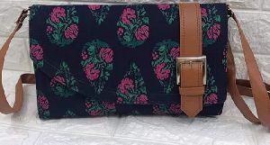 Ladies Jute Sling Bag