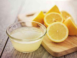 Fresh Lemon Pulp
