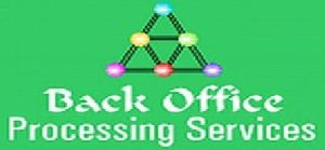 Back Office Data Processing Services