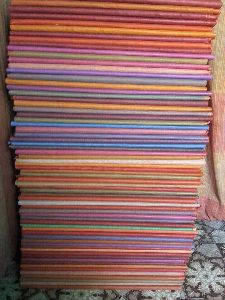 Colored Khadi Fabric
