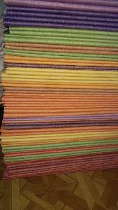 Colored Muslin cottan fine Fabric