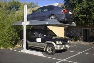 Outdoor Car Stacker