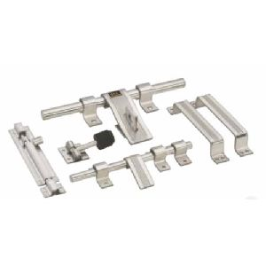 Stainless Steel Door Aldrop Kit