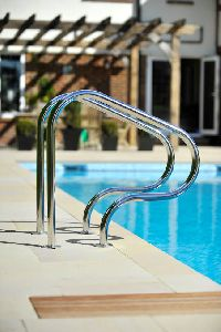 Stainless Steel Pool Handle