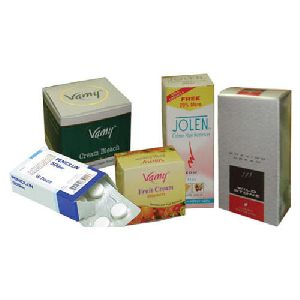 Pharma Carton Box