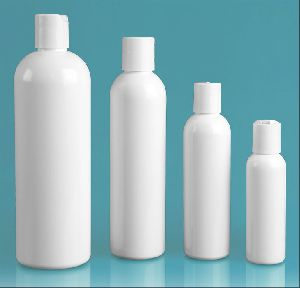 White PET Bottles