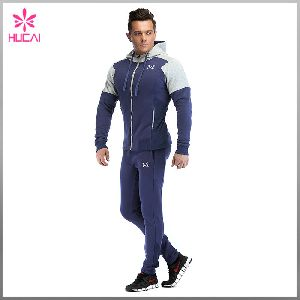 Mens Tracksuit With Hoodie