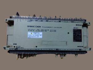 OMRON SYSMAC C40H PROGRAMMABLE CONTROLLER