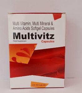 Multivitz Capsules
