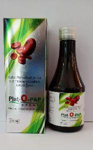 Plat-O-PAP Syrup