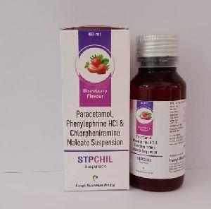 Stpchil Suspension