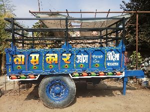 Agriculture Tractor Trolley