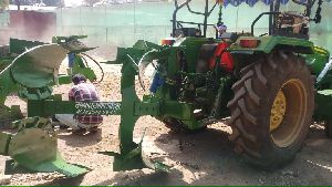 Tractor Mounted Hydraulic Reversible Plough