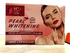 Pearl Whitening Facial Kit