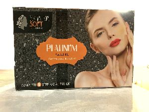 Platinum Facial Kit
