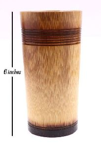 Bamboo Water Glass