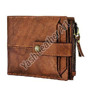 12 Slot Hunter Leather Wallet
