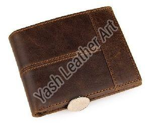 6 Slot Hunter Leather Wallet