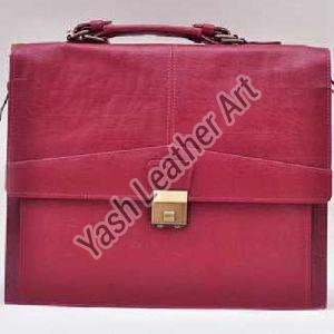 PU Portfolio Bag