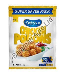 1kg Chicken Popons