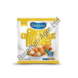 Chicken Cheese Garlic Fingers