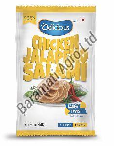 Chicken Jalapeno Salami