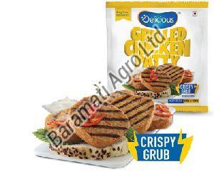 Grilled Chicken Patty