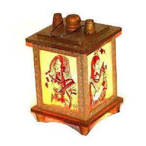 Decorative Wooden Lamp