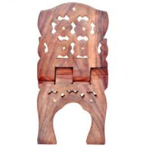 Wooden Rehal Stand