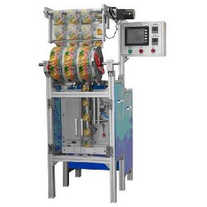 Automatic FFS Pouch Packing Machine