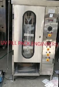 Buttermilk Pouch Packing Machine