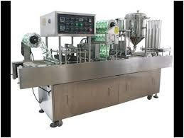 Water Cup Filling Machine
