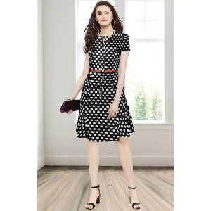 Ladies Midi Dress