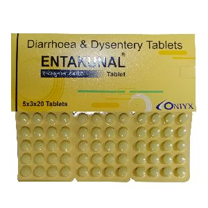 Diarrhoea & Dysentery Tablets