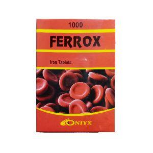 Ferrox Iron Tablets