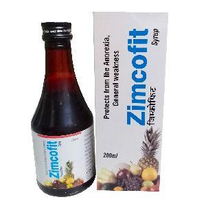 Zimcofty Syrup