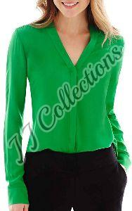 Ladies Georgette Shirts