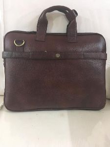 Ladies Leather Laptop Bags