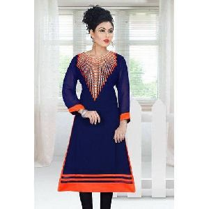Kurti Embroidery Job Work