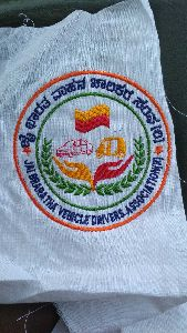 Logo Embroidery Job Work