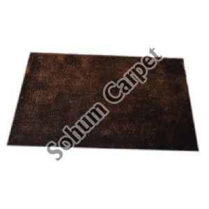 Dark Brown Shaggy Carpet