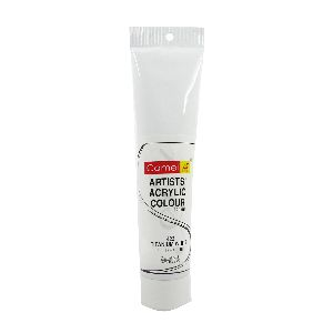 ARTIST ACRYLIC COLOURS 120 ML TUBE (ALL COLOURS AVAILABLE) CAMEL