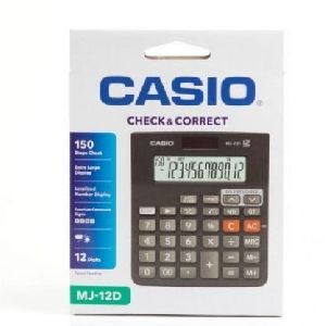 Calculator MJ-12D Casio