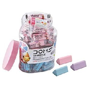 ERASER TRIANGULAR JAR DOMS