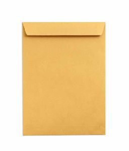 Laminated envelope